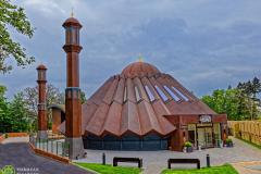 Mubarak-Camii-Tilford-İngiltere