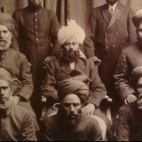 Mirza-Beşiruddin-Mahmud-Ahmed 1942