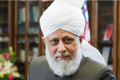 Hz. Mirza Masrur Ahmed (a.b.a.)