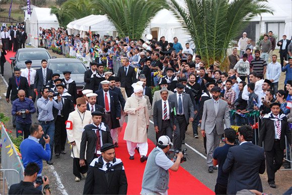 01.10.2013 – World Islamic Leader Arrives in Australia