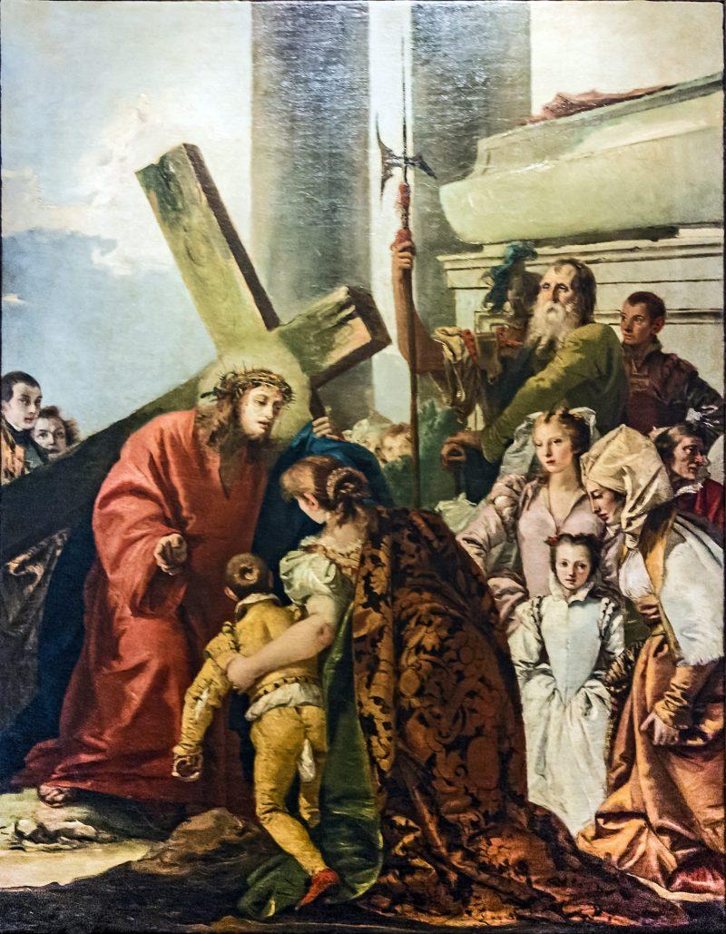 Hz. İsa (a.s.) Çarmıha Gerildi Ama Orada Ölmedi
