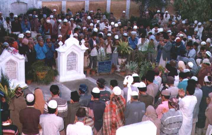 Mehdi (as)'ın Vefatı