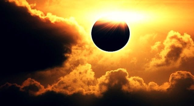 Ay ve Güneş Tutulması; Mehdinin İki Büyük Alâmeti