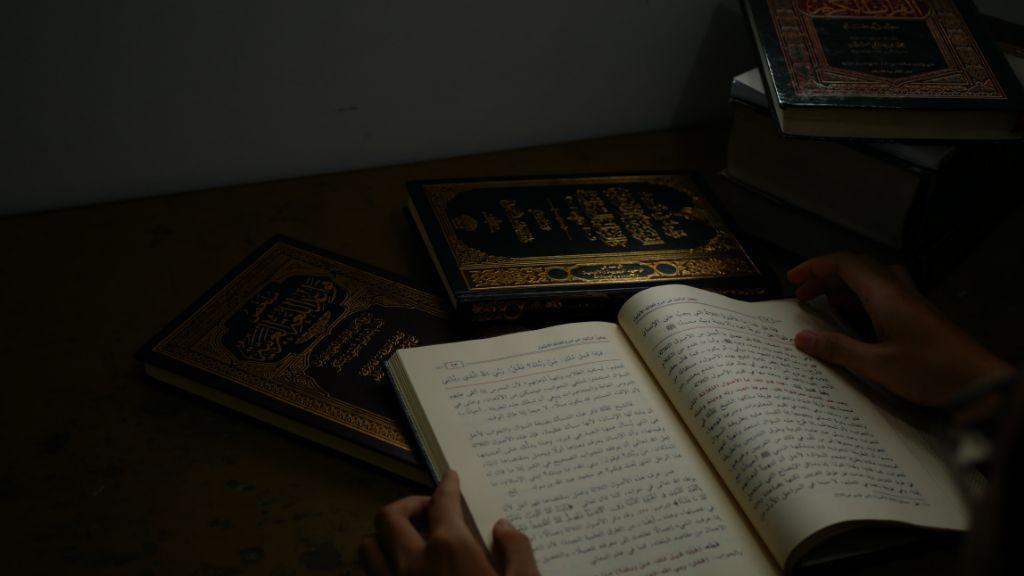 Dini Bilgiler Üçüncü Bölüm: Hadisü'n Nebi
