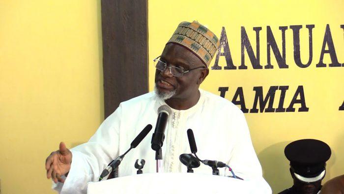 25.06.2014-Gana Amiri Mevlana Abdul Wahap bin Adam için Gana'da devlet töreni düzenlendi