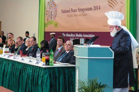 08.11.2014 – Huzur'un 11. Ulusal Barış Sempozyumu Konuşması