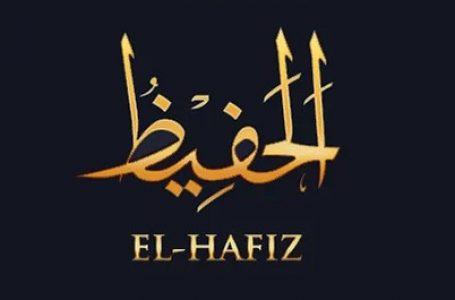 """""""Hafîz"""" sıfatıyla Allah'ın varlığının ispatı"""