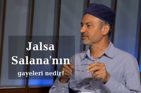 Calsa Salana'nın gayeleri nelerdir?