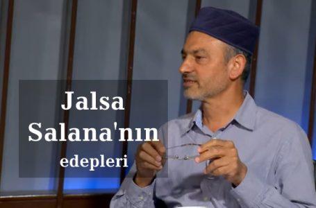 Calsa Salana'nın edepleri nelerdir?