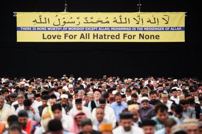 İslam sevgi dinidir