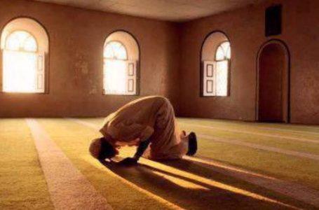 Dua namazda yapılmalıdır