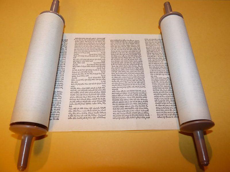 Tevrat ve İncil'de yeni bir şeriatın gönderileceğine dair gaybî haber