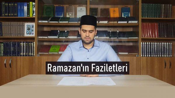 Ramazan'ın Faziletleri